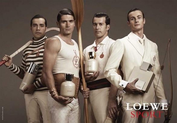 New Loewe Luxury Sport