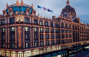 We invite you to see why Harrods is the most exclusive mall in London