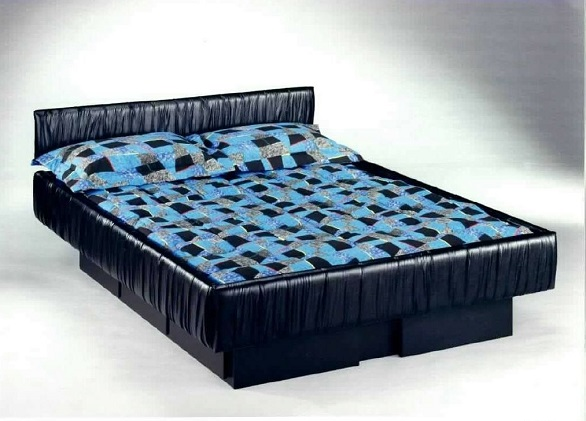 Example of an appealing waterbed