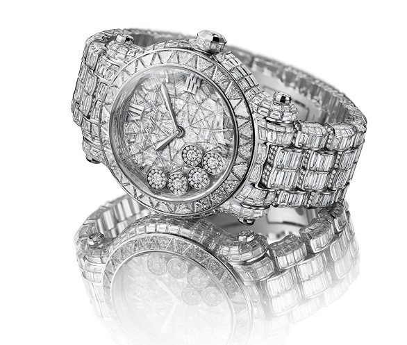 Chopard Happy Sport Diamantissimo