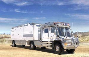 The most luxurious caravan in the world   Kiravan