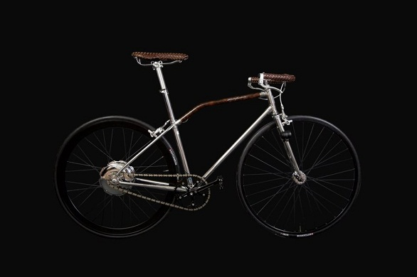 Pininfarina created a luxury electric bike