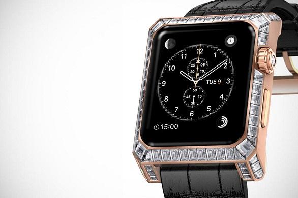 Apple Watch from a Swiss watch designer