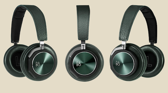 Exclusive edition in dark green