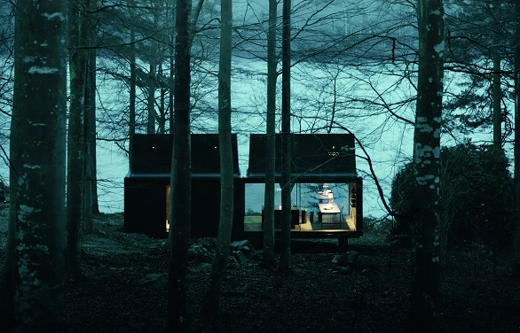 Into the woods with Vipp Shelter