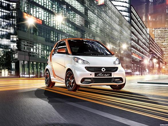 Smart fortwo Edition Flashlight Cabrio 2015