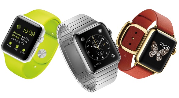 Different Apple Watches