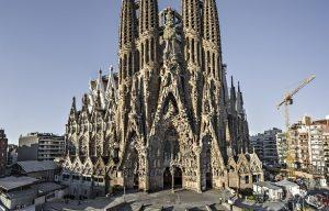 Visiting Barcelona in 2015