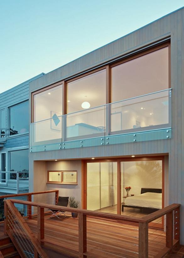 Large windows