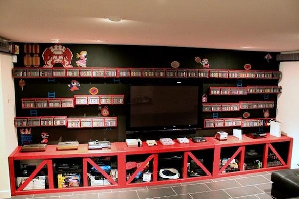 Classic Gamers Room