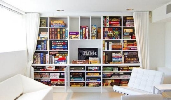 The Board Game Room