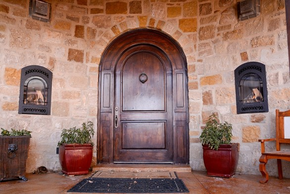 What's New in Doors in Luxury Properties