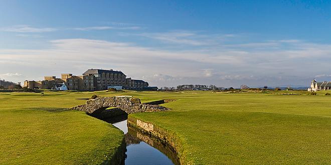 Go Golfing in Scotland
