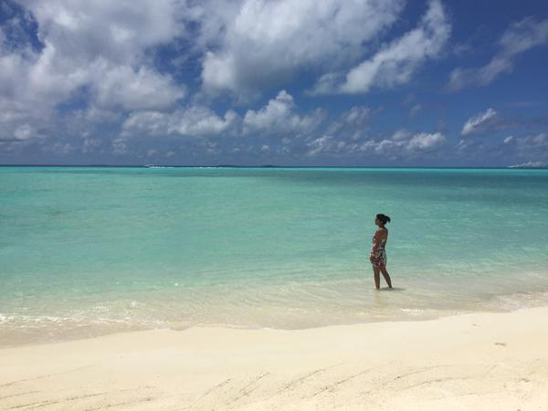 Hit the Beach in the Maldives