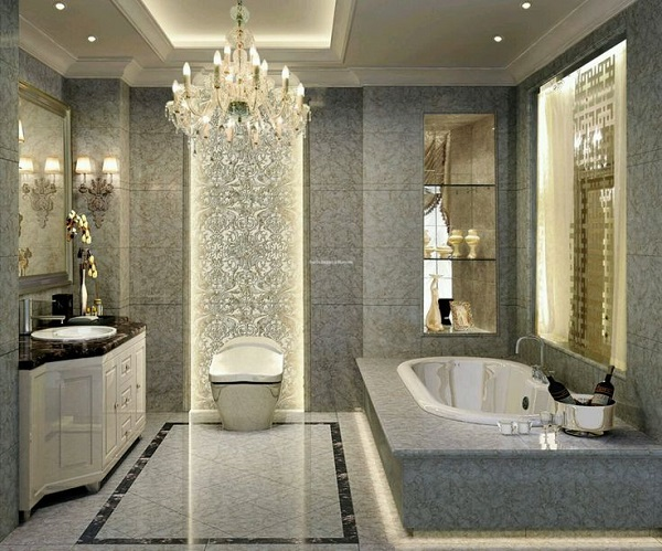 How to turn your bathroom into a luxury spa