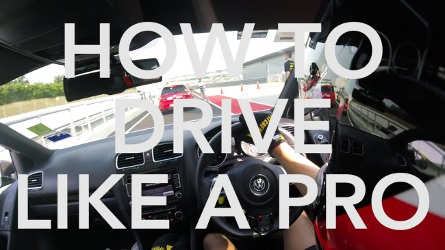Drive like a pro: Driving tips for high speed motor racing