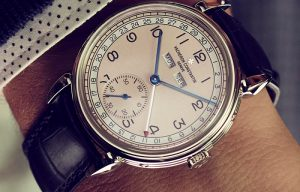 Vacheron Constantin Historiques Triple Is a Top Luxury Watch