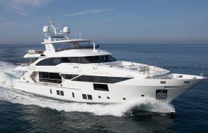 The Luxury Yacht Benetti Skyler Wins the Best of the Best Award