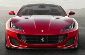 Ferrari Portofino – commercial shoot