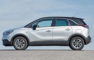In Provence with Opel Crossland X
