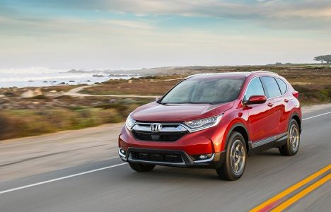 Honda CR-V – Much More Luxurious, Much More Expensive